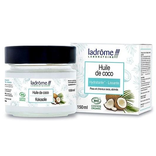 Aceite De Coco Hidratante Y Alisante De Ladrôme En Idun Nature