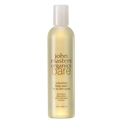 Gel De Bano Sin Perfume Bare De John Masters Organics En Idun Nature
