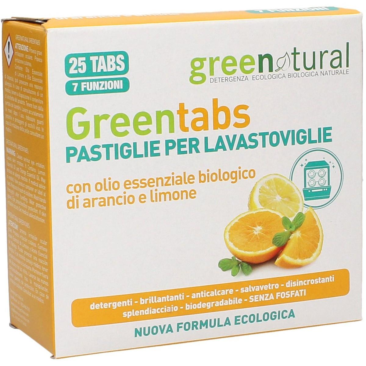 Pastillas Para Lavavajillas 7 Funciones De Greenatural En Idun  ~ El Lavavajillas Deja Los Vasos Blanquecinos