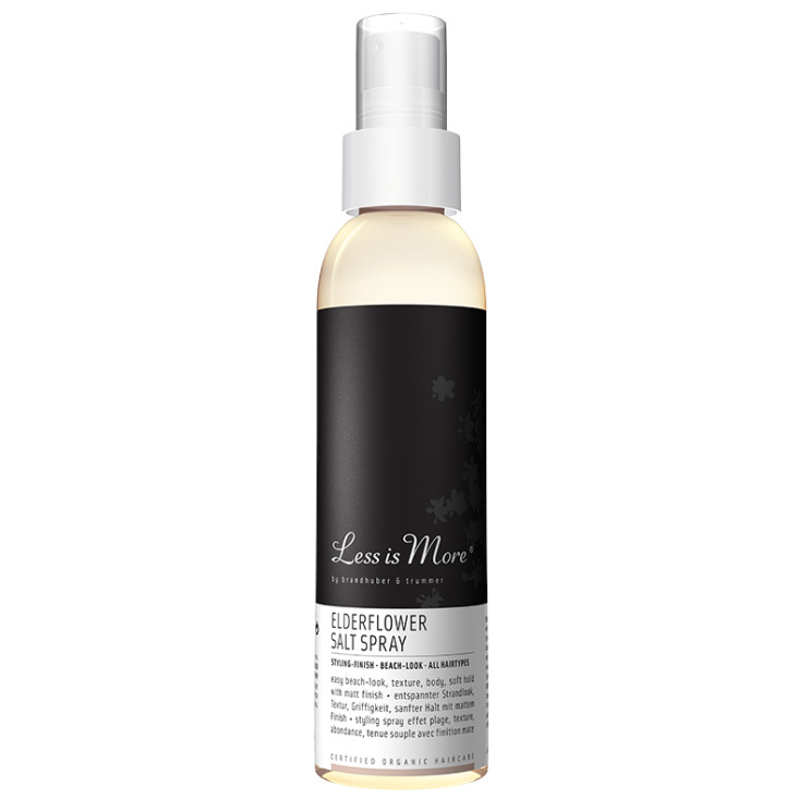 f4b460253 Spray de sal con Flor de Saúco de Less Is More en Idun Nature ...