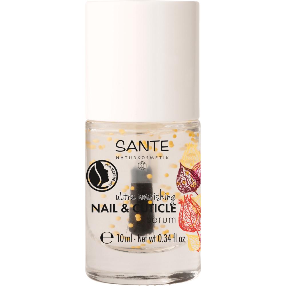 Quitaesmalte de uñas natural sin acetona de Sante en Idun Nature ...